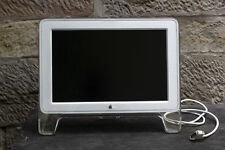 "Apple Cinema Display 20"" _ Acryl . ADC . USB"