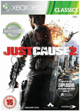 Xbox 360 - Just Cause 2 **New & Sealed** Official UK Stock