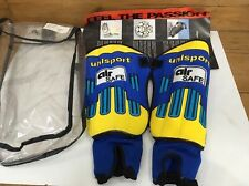 Vintage 1990s 2000s Uhlsport Airsafe Football Shinpads Shinguards BNWT NoS Mens