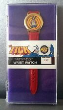 "THE TICK ""HYPNO-TICK"" WRIST WATCH SEALED WITH COA RARE & UNIQUE"