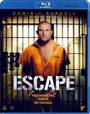BLU RAY...ESCAGE (Psychopathe en Cavale)...Dominic PURCELL (Prison Break)...NEUF