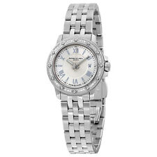 Raymond Weil Tango Silver Dial Stainless Steel Ladies Watch 5399-STS-00657