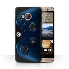STUFF4 Back Case/Cover/Skin for HTC One ME/Gamer/Xbox One
