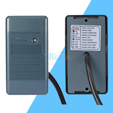 125KHz Proximity RFID EM ID Cards Reader For Wiegand 26 / 34 RS485 RS232