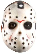 Jason Voorhees-Friday the 13th-Soft EVA foam Hockey Mask Costume Acc Rubies-4553