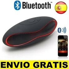 ALTAVOCES ALTAVOZ PORTATIL CON BLUETOOTH INALAMBRICOS DE USB MICRO SD RADIO AUXI