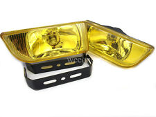 "DLAA H3 12V 55W 2"" YELLOW UNIVERSAL FOG LIGHT LAMP"