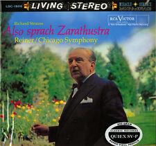 LSC 1806 REINER/CSO STRAUSS - Also Sprach Zarathustra - 200g LP - STILL SEALED