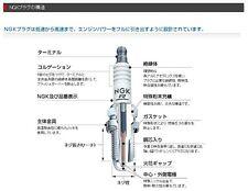 NGK Standard Plug CR8EH-9 5666 HONDA Ruckus (ZOOMER)