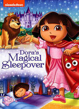 Dora the Explorer Dora's MAGICAL SLEEPOVER (DVD) BRAND NEW SEALED SHIPS NEXT DAY