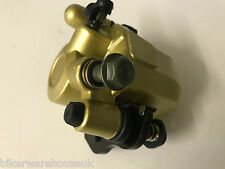 FRONT RIGHT HAND BRAKE CALIPER TO FIT PGO BR250 BUGRIDER BUGGY NEW PADS SUPPLIED