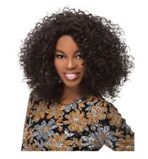 AKRON WATER DROP CURL SYNTHETIC HAIR LACE FRONT VIVICA A FOX WIG NEW