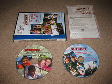 The Secret Ingredients To Summer Camp Success - 2 Disc DVD Set American