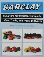 LIVRE/BOOK : BARCLAY jouets miniature véhicules (cars,trucks,voiture,camion