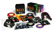 KISS CASABLANCA SINGLES 1974-1982 (29X7  INCH VINYL / LIMITED EDITION BOX SET 45