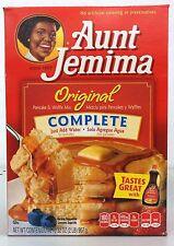 Aunt Jemima Original Complete Pancake & Waffle Mix 32oz