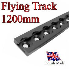 Flying Track Extrusion 1200mm. High Tensile Aircraft Aluminium for PA Speakers