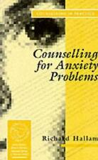 Therapy in Practice: Counselling for Anxiety Problems 3 by Richard S. Hallam...
