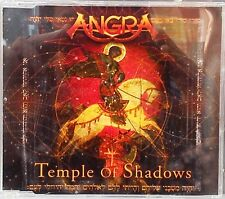 Angra - Temple Of Shadows (SPV/ Steamhammer Promo CD) (CD 2005)