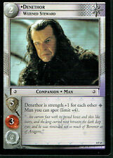 LORD OF THE RINGS CCG PROMO P25 DENETHOR