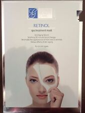 RETINOL Spa Treatment Mask (5 Facial Treatments) - Global Beauty Care PREMIUM