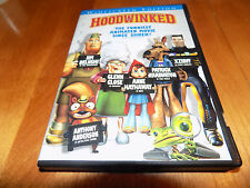 HOODWINKED WIDESCREEN EDITION Animated Comedy Childrens Film Movie DVD