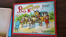 Robber Kitten  Parker Brothers Picture Puzzle