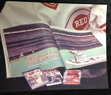 Pete Rose 20 Cincinnati Reds Big Red Machine unsigned  8x10 Photo Redsfest