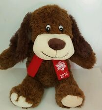 NEW Stuffed Plush Luv-A-Pet LUCKY Dog 2014 Squeaker Toy