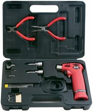Master Appliance Trigger Torch Kit with Soldering, Hot, Air, Knife Tips #MT76K
