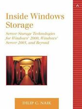 Inside Windows Storage: Server Storage Technologies for Windows(R) 200-ExLibrary