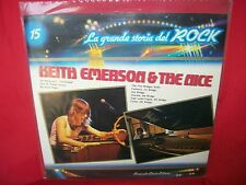 KEITH EMERSON & THE NICE LP 1981 ITALY MINT-