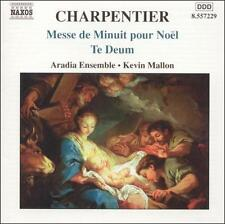 Charpentier: Messe de Minuit pour No‰l; Te Deum (CD, Nov-2003, Naxos (Distrib...