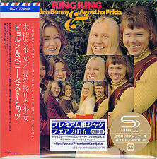 ABBA-RING RING-JAPAN MINI LP SHM-CD BONUS TRACK Ltd/Ed G00