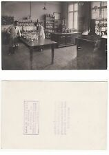 Freiberg in Sachsen,Chemiker in Chemie Labor,Science chemistry laboratory RP1907