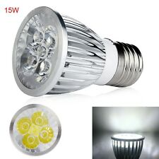 E27/GU10/MR16 Dimmable LED Light Lamp Spotlight Bulb 3W 9W 15W Warm/Cool White