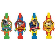 Party Supplies Birthday Decorations Boys Paw Patrol Blowouts Pack of 8