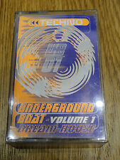 Techno Dream House UB Vol1 Cassette Tape 1997 Apollo 13 / DJ Dream / Omega Vibes