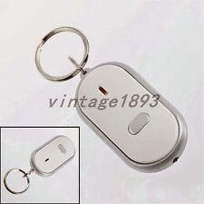 Whistle Sound Control Key Chain Finder Locator Finding Lost Keychain Apparatus