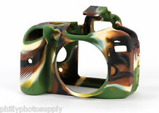 easyCover Armor Camouflage Protective Skin for Nikon D3200 - Free US Shipping!