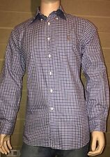 Ralph Lauren Luxury Oxford Long Sleeve Check Shirt Size M