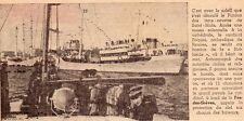 35 ST MALO PARDON DES TERRE NEUVES ROCQUES FEE DES GREVES IMAGE 1950 PRINT