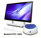 Brand new nMedia HTPC 1080i White UFO Mini-ITX Desktop HTPC Case
