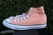 CONVERSE CHUCK TAYLOR ALL STAR HI SZ 9 SUNSET GLOW 155567F
