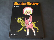 R.F. OUTCAULT BUSTER BROWN 1976