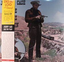 """JOHNNY CASH """"RIDE THIS TRAIN"""" VINYL LP REISSUE + CD BONUS NEW"""