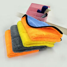 New Car Soft Cleaning Cloth Towel Drying Waxing Microfiber Polish Cleaner45*38cm