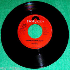"PHILIPPINES:POPPAS - Hook-Up Together,7"" 45 RPM,RARE,Disco"