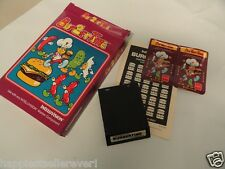 INTV III 3 Intellivision BurgerTime Burger Time Intellivision Video Game System