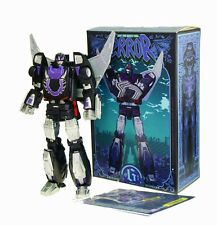New Transformers DX9 D06T Terror Black Hot Rod Rodimus Prime MISB In Stock